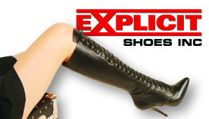 Explicit Shoes Sexy Shoes Manufacturing