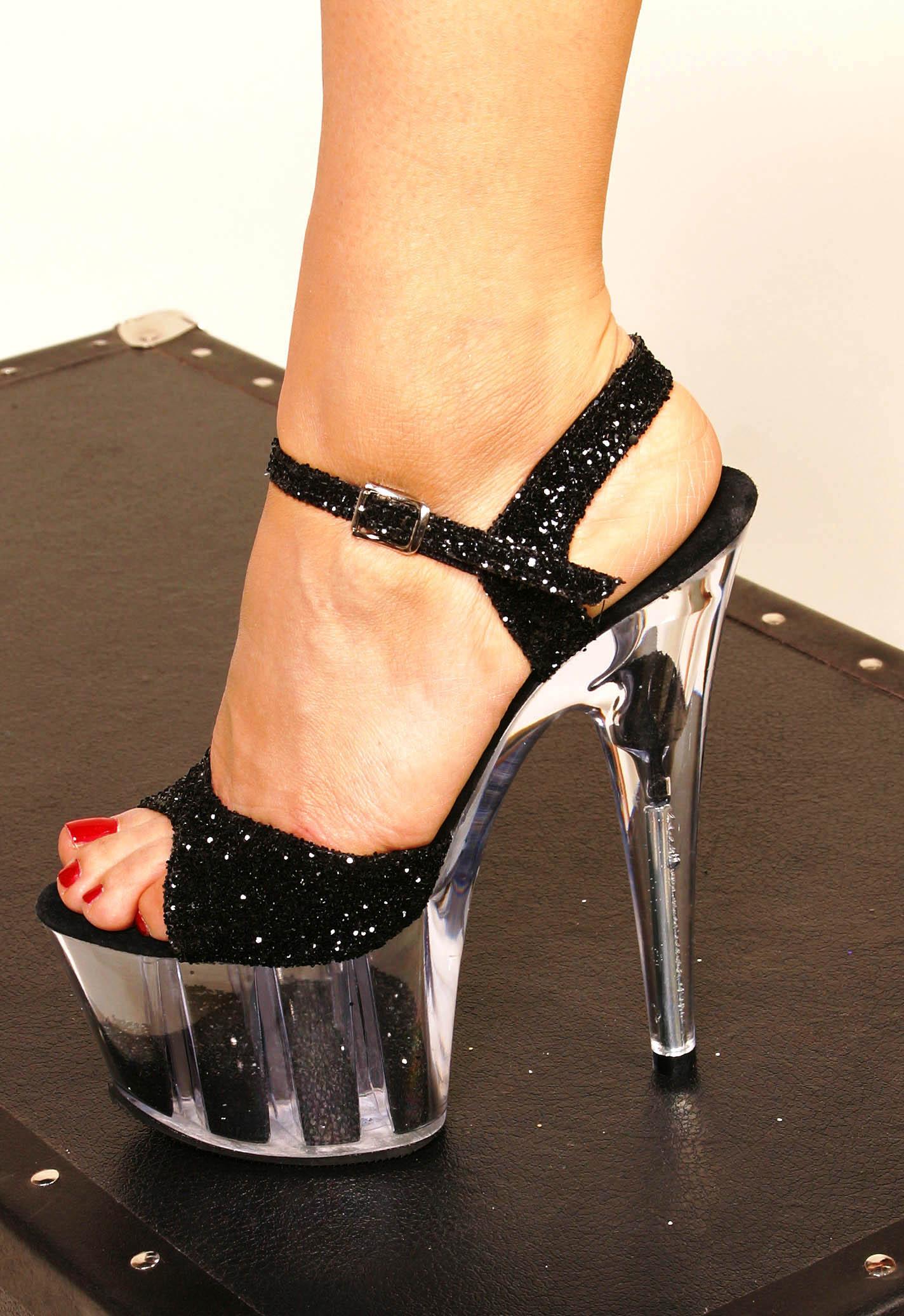 High Heels Explicit Shoes Inc