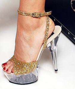 S14 gold glitter